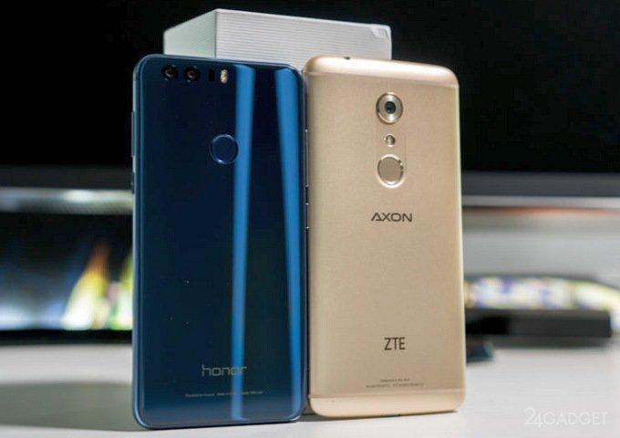 45437 В США продукция Huawei и ZTE может оказаться под запретом (3 фото)