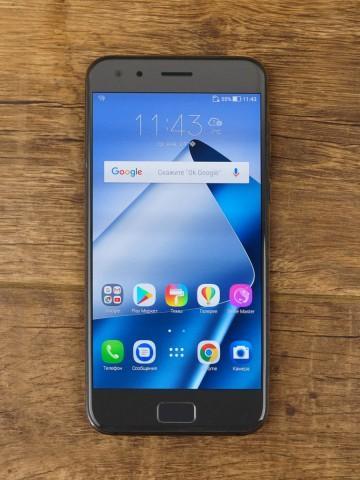 46345 Обзор смартфона ASUS ZenFone 4 Pro