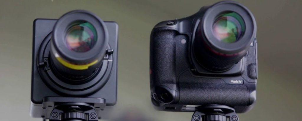 48300 Canon разработала 120-мегапиксельный сенсор