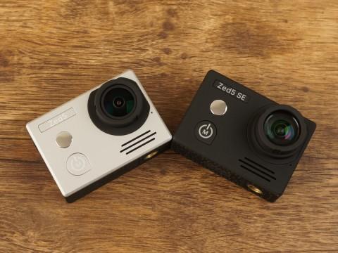 Обзор экшн-камеры AC Robin ZED5&ZED5 SE