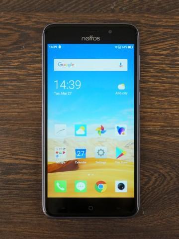 Обзор смартфона Neffos C7