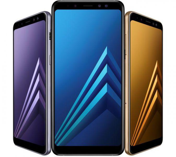 48326 Samsung Galaxy A8 и Galaxy A8+ существенно подешевели