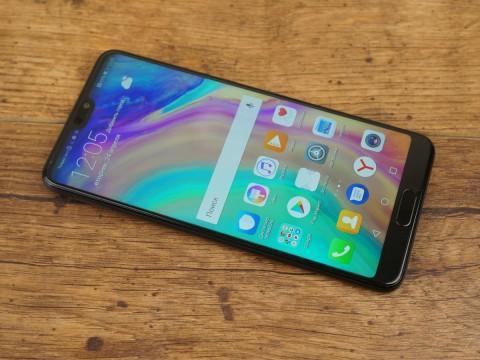 49413 Обзор смартфона Huawei P20