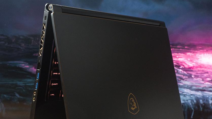 49638 Обзор ноутбука MSI GS65 Stealth Thin
