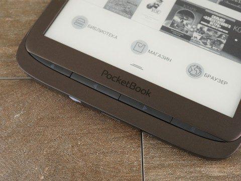 Обзор электронной книги PocketBook 740