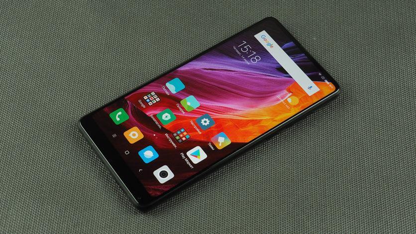 Обзор смартфона Xiaomi Mi Mix 2S