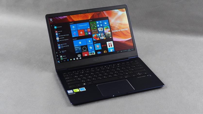 49875 Обзор ноутбука ASUS ZenBook 13