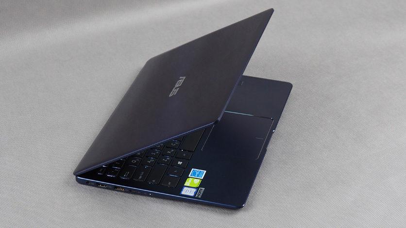 Обзор ноутбука ASUS ZenBook 13