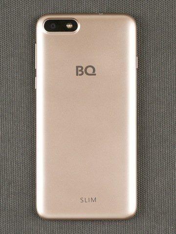 Обзор смартфона BQ Slim