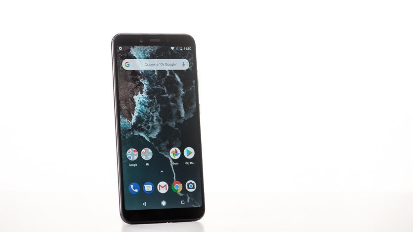 50623 Описание смартфона Xiaomi Mi A2