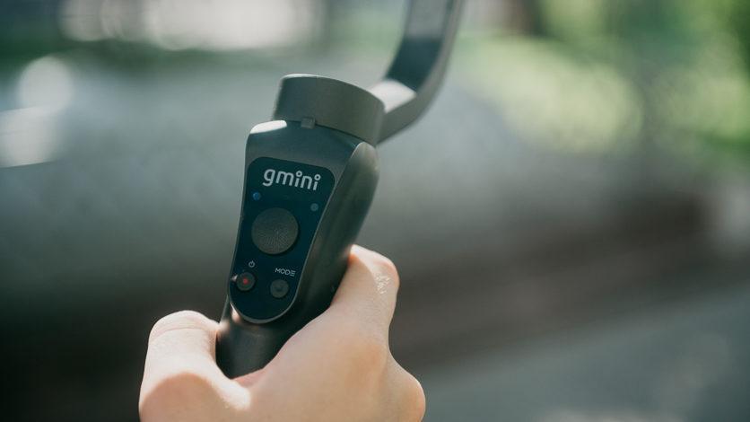 Описание стабилизатора для смартфона Gmini GM-STD3200B