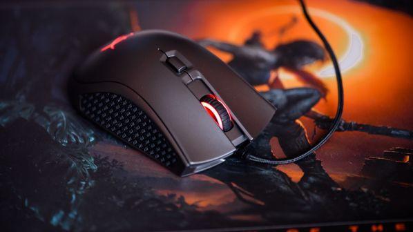 Описание игровой мышки HyperX Pulsefire FPS Pro