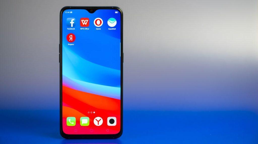Описание смартфона OPPO RX17 Pro