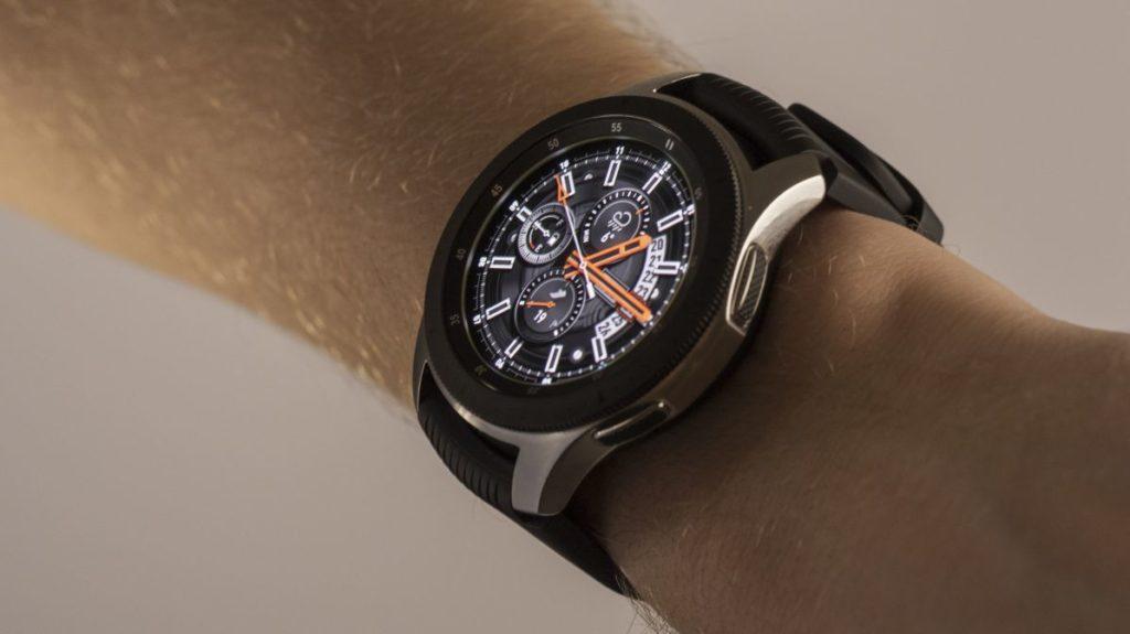Описание смарт-часов Samsung Galaxy Watch