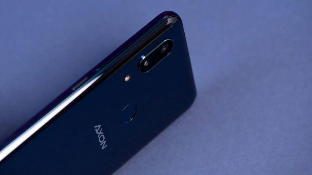 Описание смартфона ZTE Axon 9 Pro