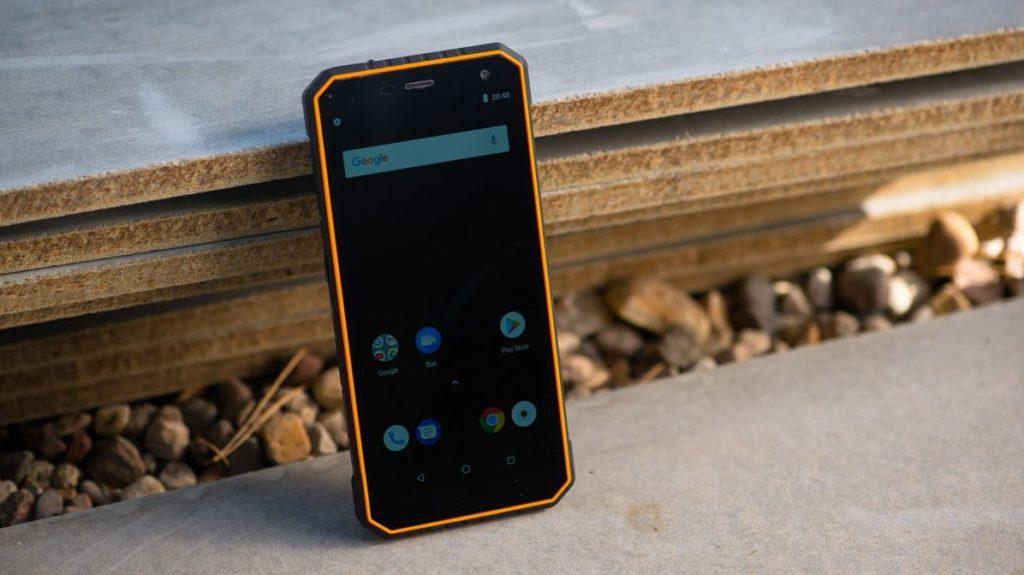 Описание смартфона Nomu S50 Pro