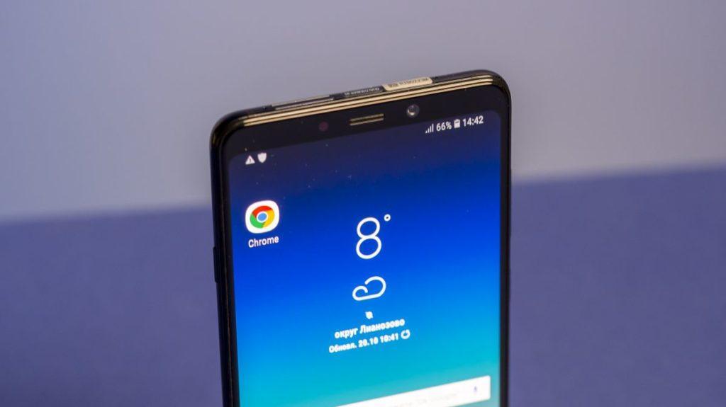 Описание смартфона Samsung Galaxy A9 (2018)