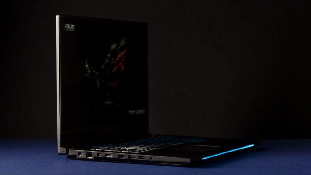 Описание ноутбука ASUS ROG STRIX SCAR II GL704G