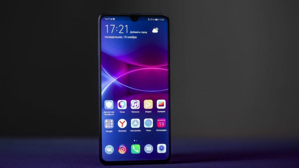 Описание смартфона Huawei Mate 20