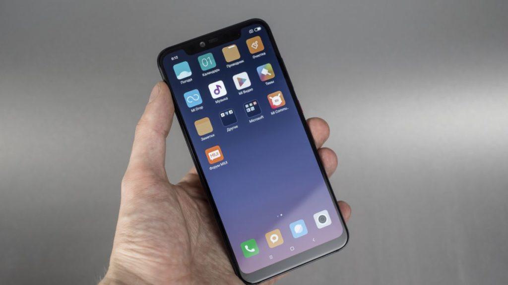 Описание смартфона Xiaomi Mi8 Pro