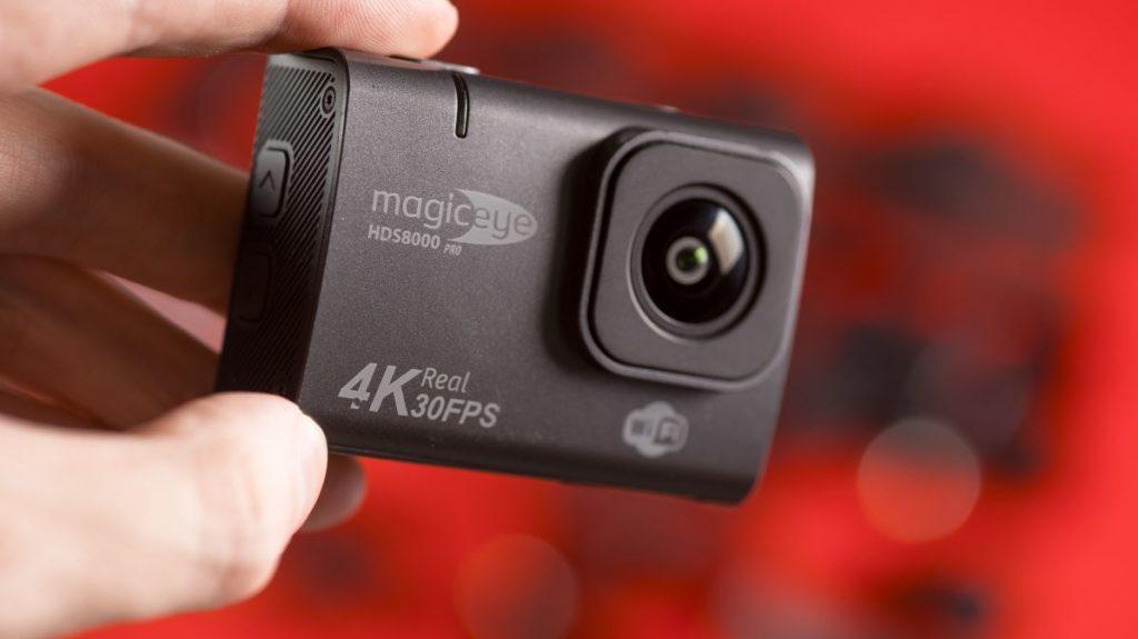 Описание экшн-камеры Gmini MagicEye HDS8000Pro