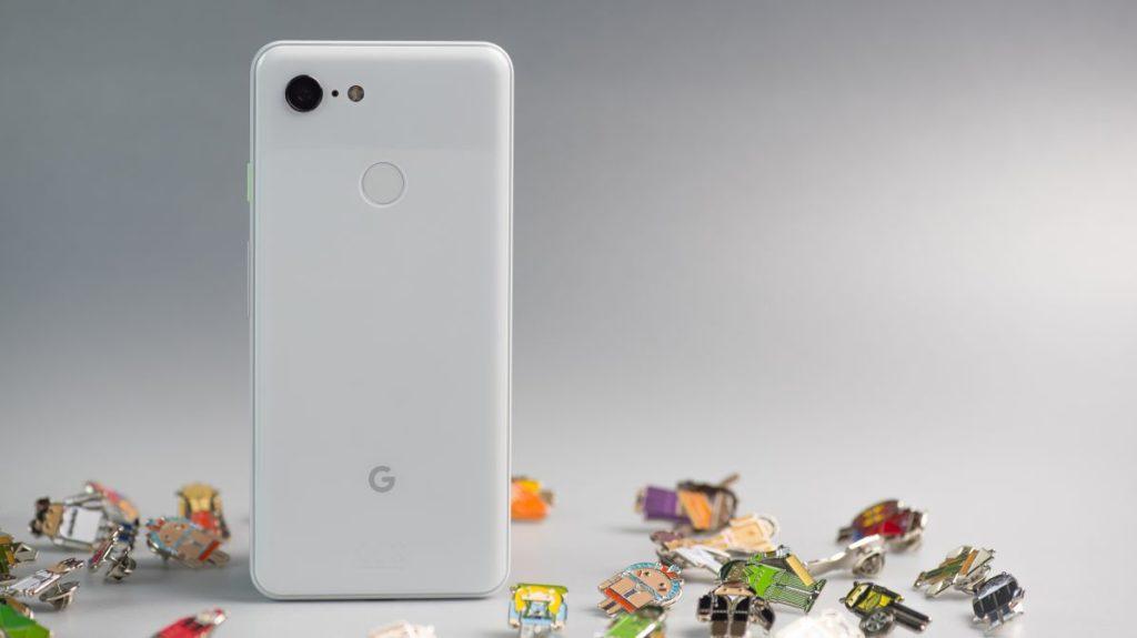 Описание смартфона Google Pixel 3