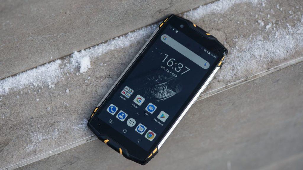 Описание смартфона Blackview BV6800 Pro