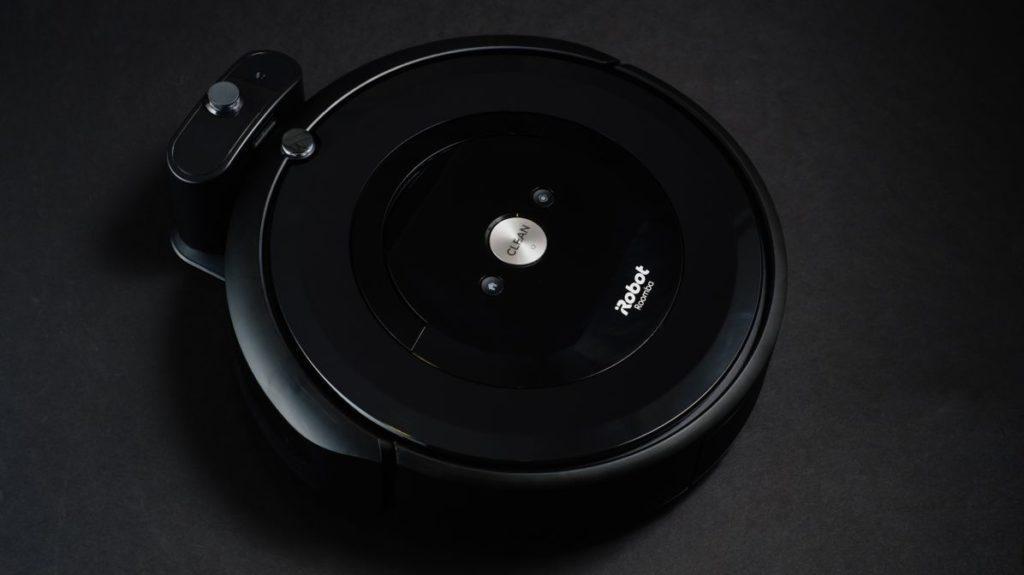 Описание робота пылесоса iRobot Roomba e5