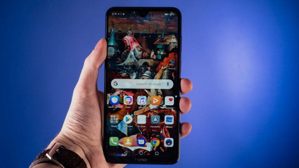 Описание смартфона Honor 8X Max