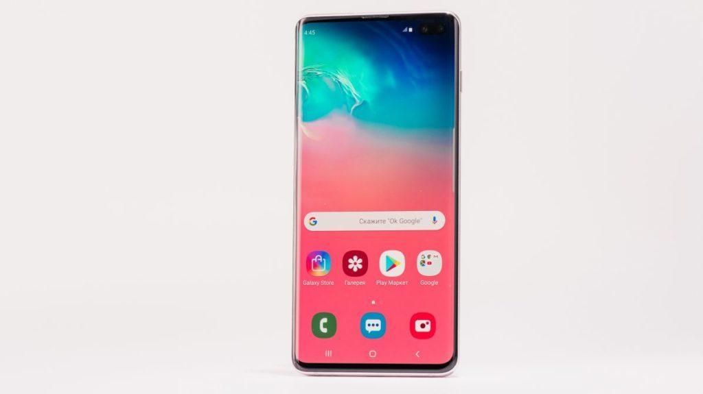 Описание смартфона Samsung Galaxy S10+