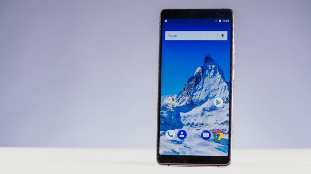 Описание смартфона Highscreen Power Five Max 2