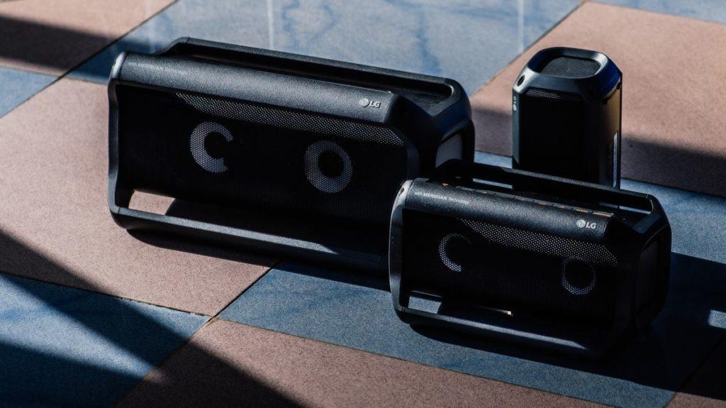 52260 Описание портативной Bluetooth колонки LG XBOOM Go