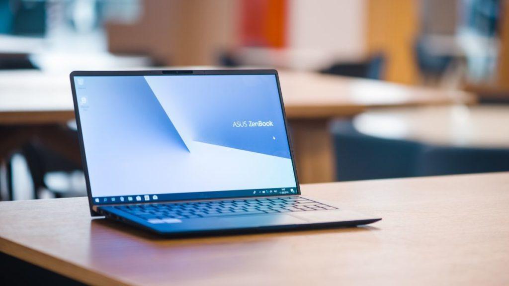 Описание ноутбука ASUS ZenBook 14 UX433