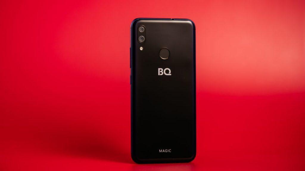 Описание смартфона BQ Magic 6040L