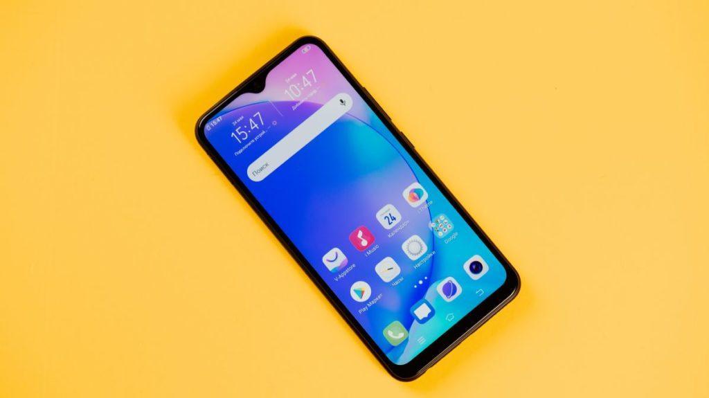 Описание смартфона Vivo Y17