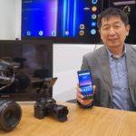 52576 Описание смартфона Sony Xperia 1
