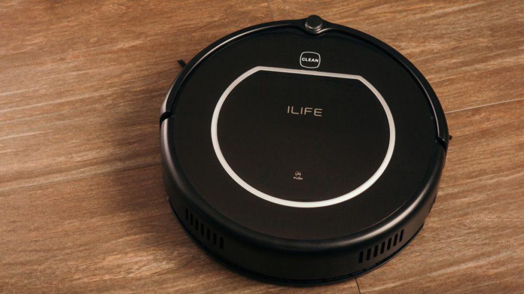 Описание пылесоса робота iLife V55 Pro