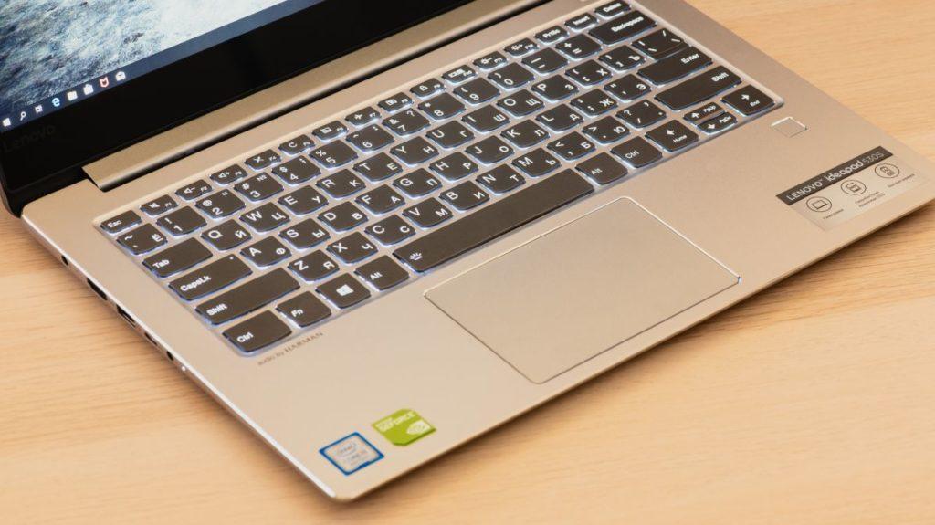 Описание ноутбука Lenovo IdeaPad 530s