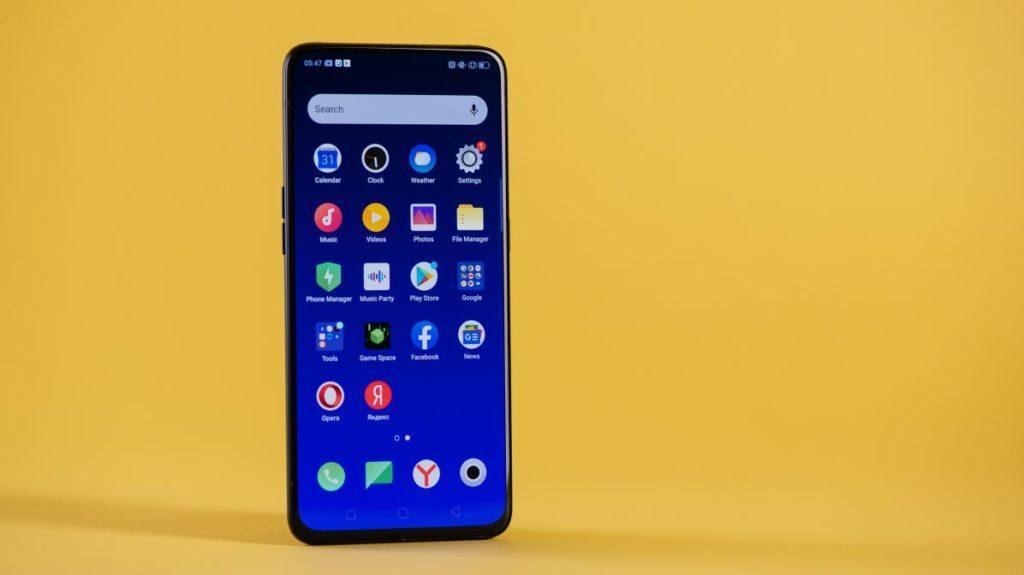 Описание смартфона OPPO Reno 10x zoom