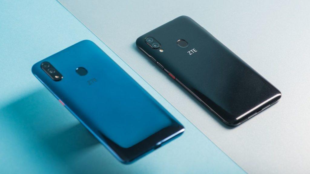 Описание смартфона ZTE Blade V10 и V10 Vita