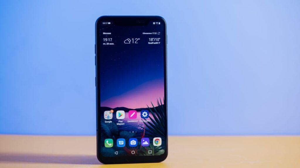 Описание смартфона LG G8s ThinQ