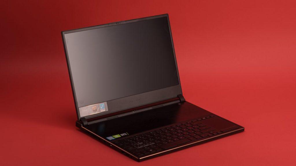 Описание ноутбука ASUS ROG Zephyrus S GX531