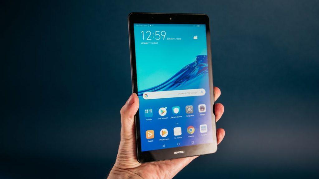 52770 Описание планшета Huawei MediaPad M5 Lite 8