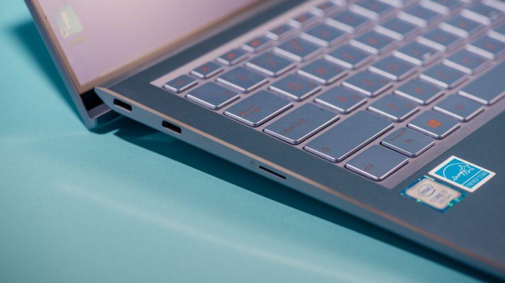 Описание ноутбука ASUS ZenBook S13