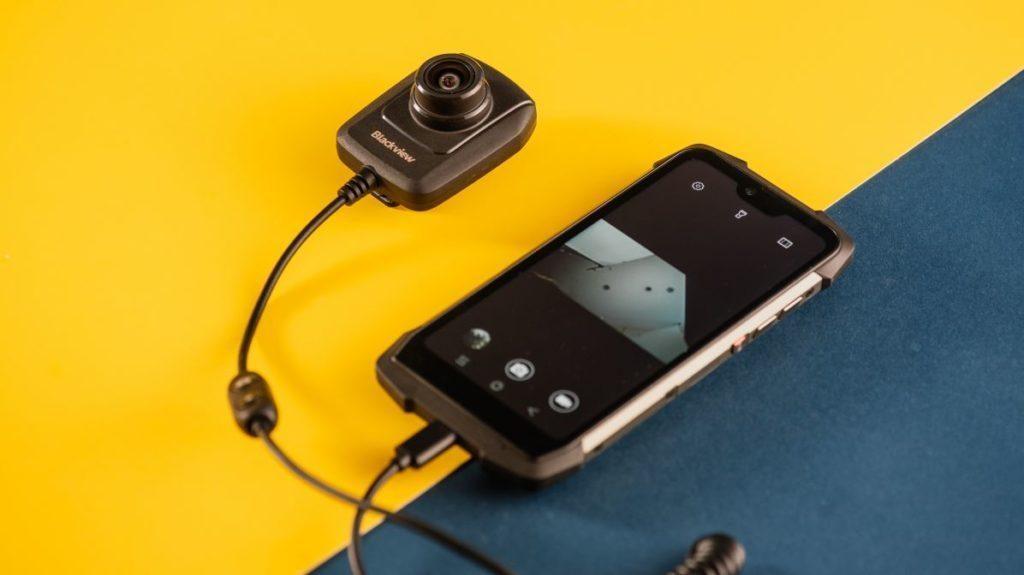 Описание смартфона Blackview BV9700 Pro