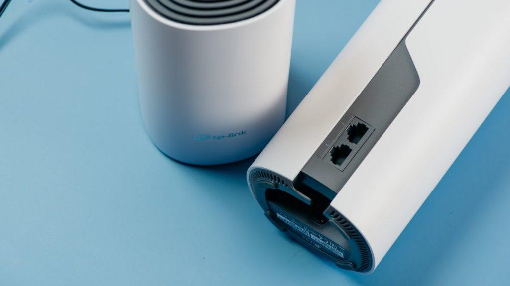 Описание беспроводной системы Wi-Fi TP-Link Deco E4