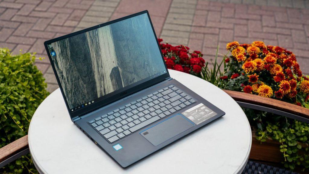 Описание ноутбука MSI PS63 Modern 8RC