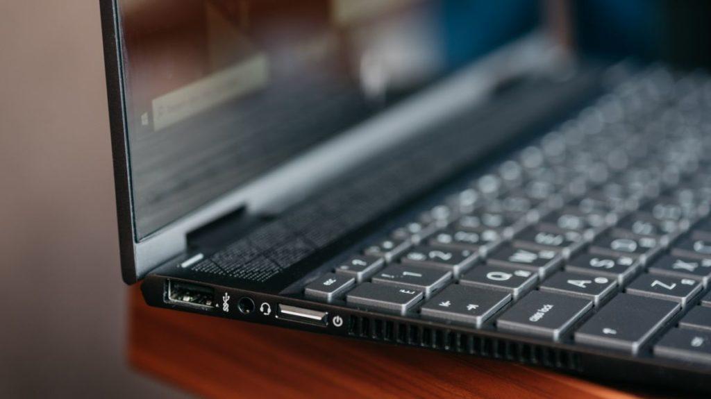 Описание ноутбука HP Envy x360 Convertible