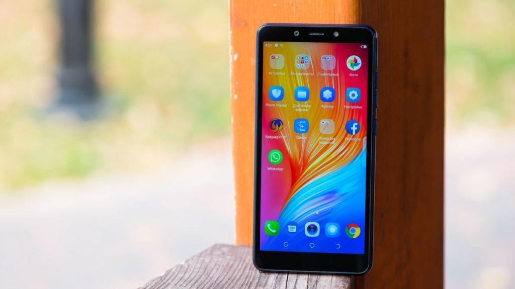 Описание смартфона Tecno POP 2S