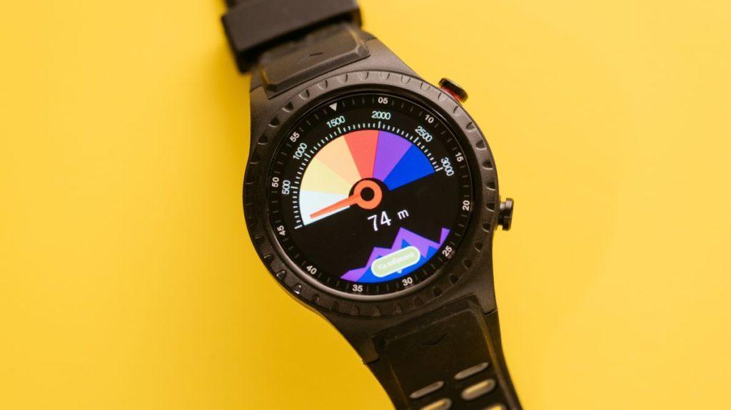 Описание часов GEOZON G-SMART Sprint